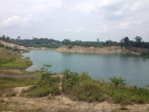 Danau Arang